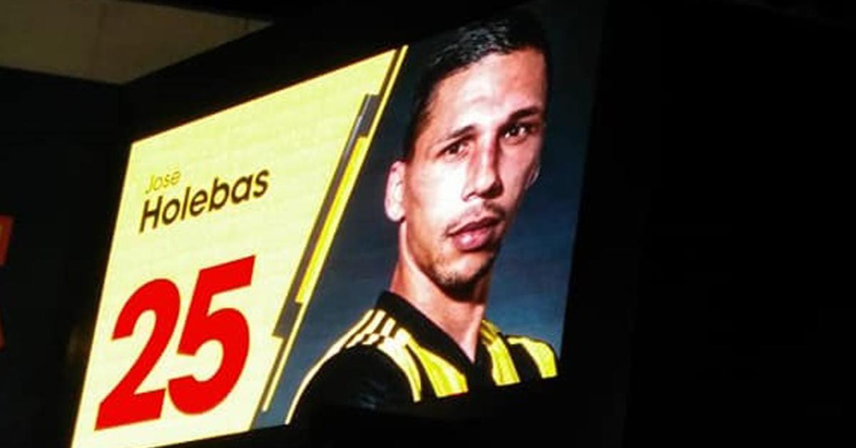 Jose Holebas