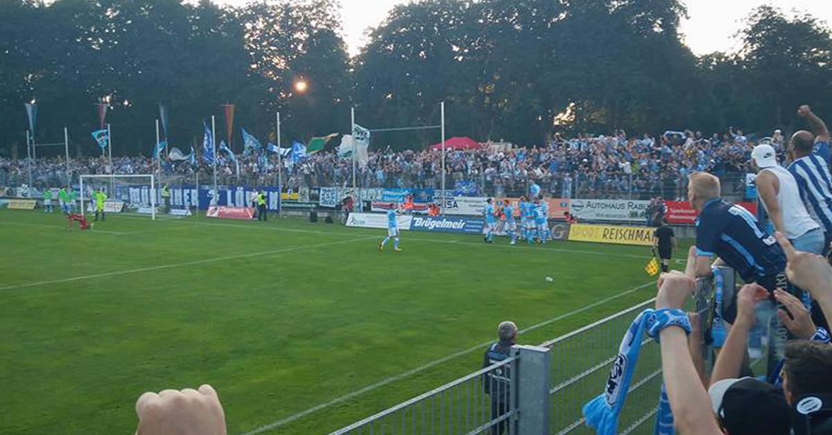 13.7.2017 FC Memmingen - TSV 1860
