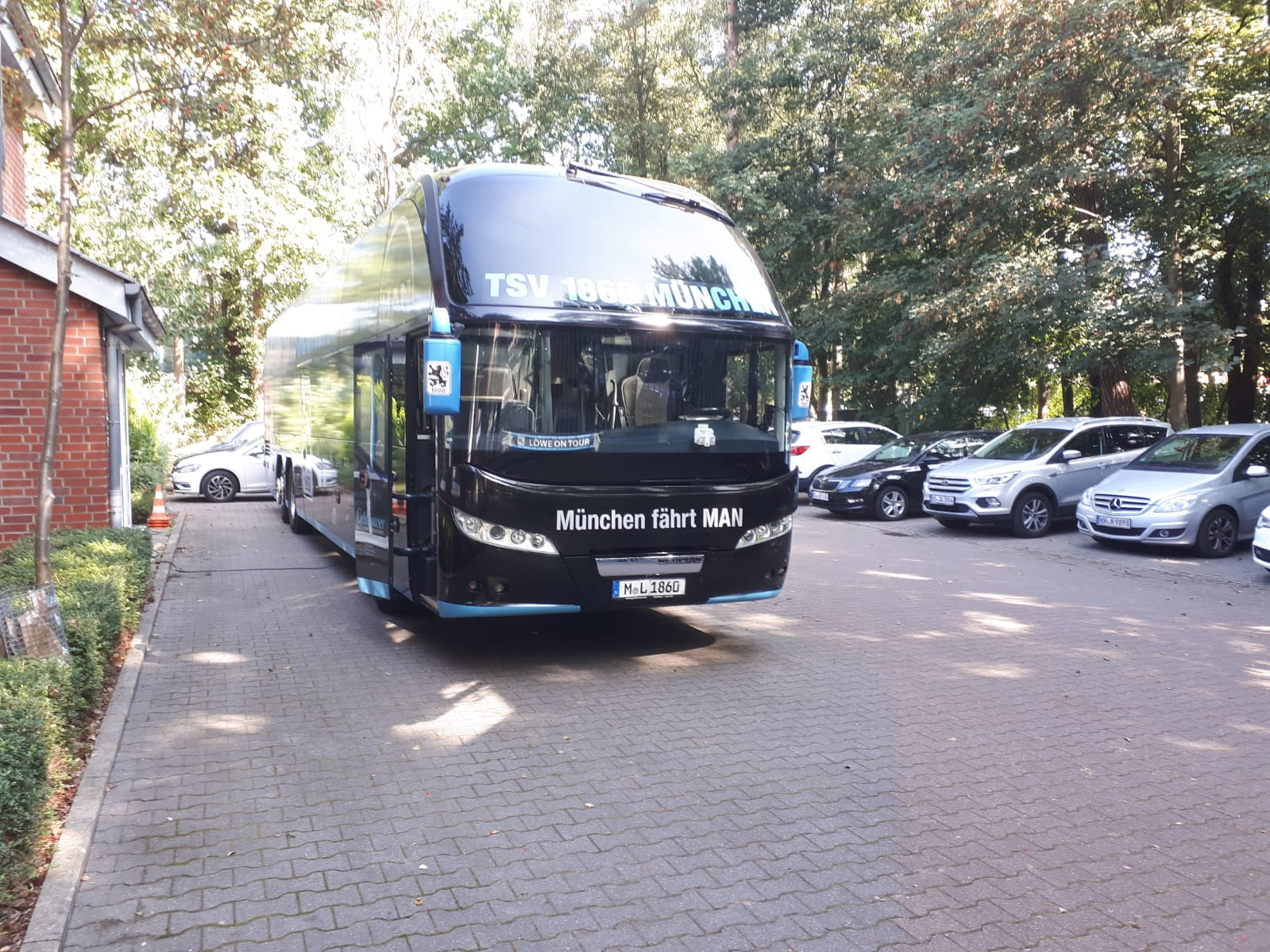 TSV 1860 Bus