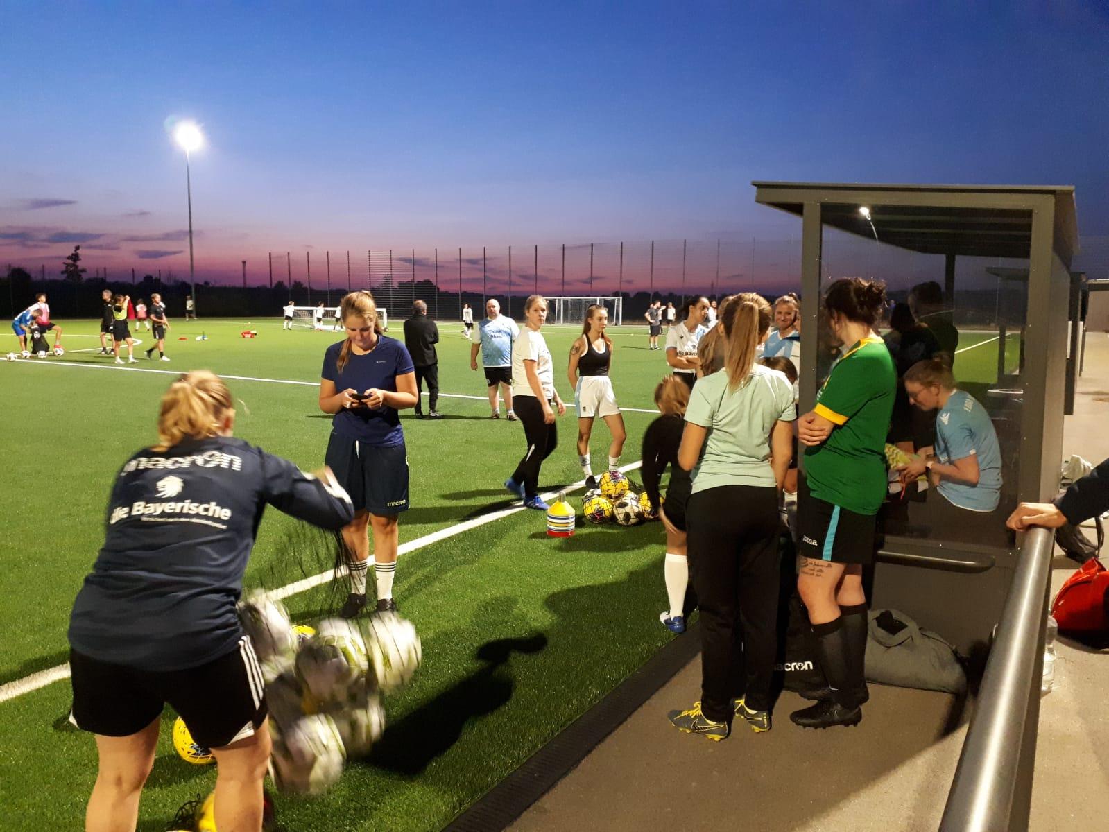Frauen Fußball TSV 1860