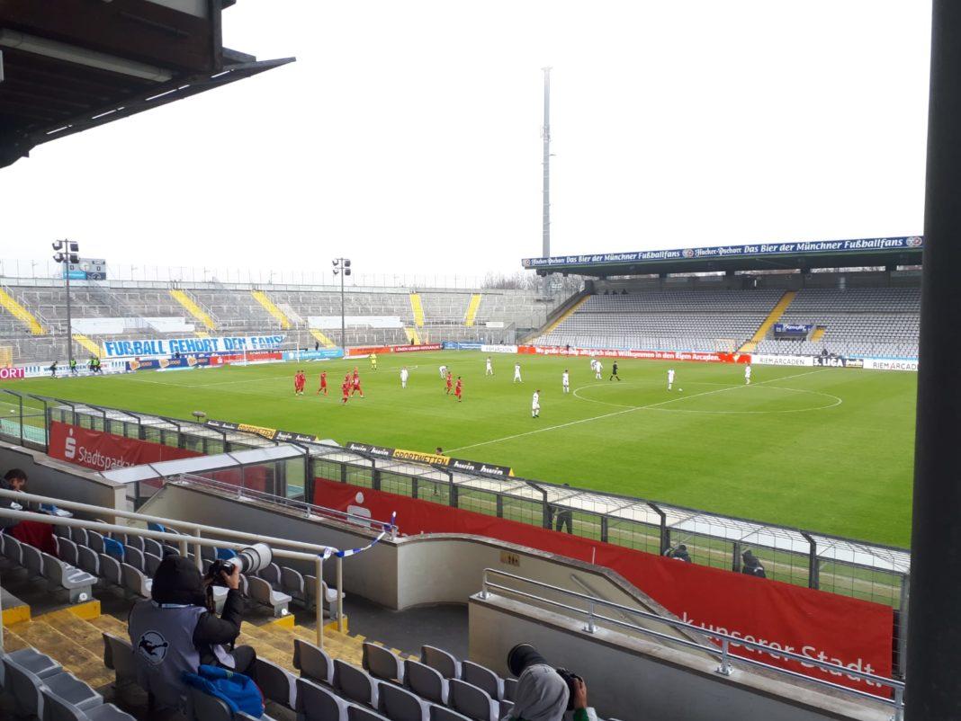 TSV 1860 - Türkgücü