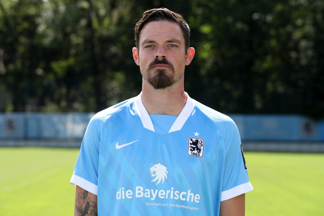Dennis Erdmann, TSV 1860