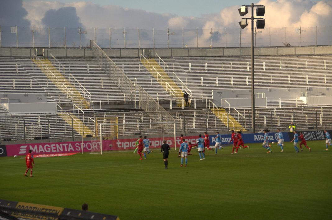 TSV 1860 München im Duell mit Bayern II in der 3.Liga 2020/21