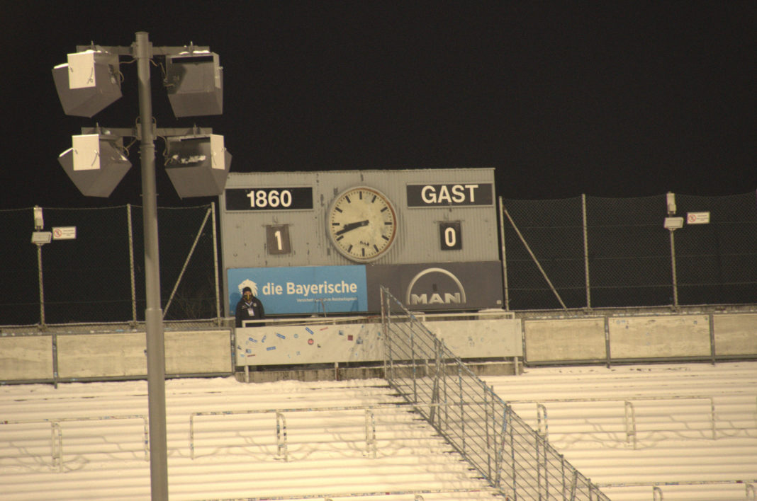 TSv 1860 Ingolstadt 1:0