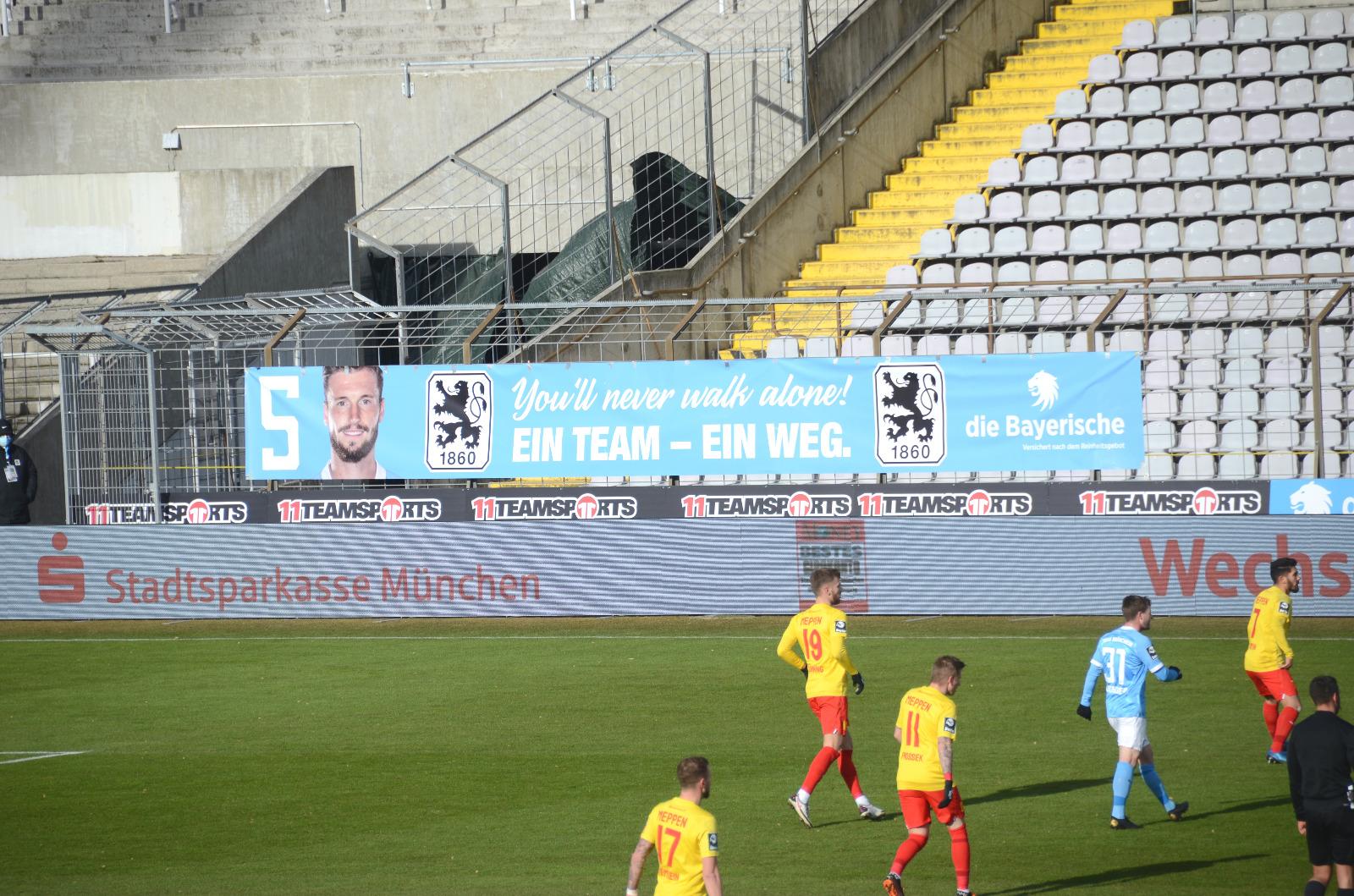 TSV 1860 Meppen Plakat Moll