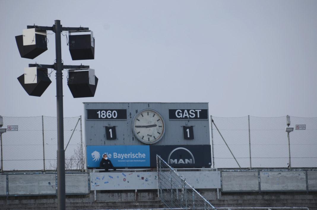TSV 1860 Meppen Endstand 1:1
