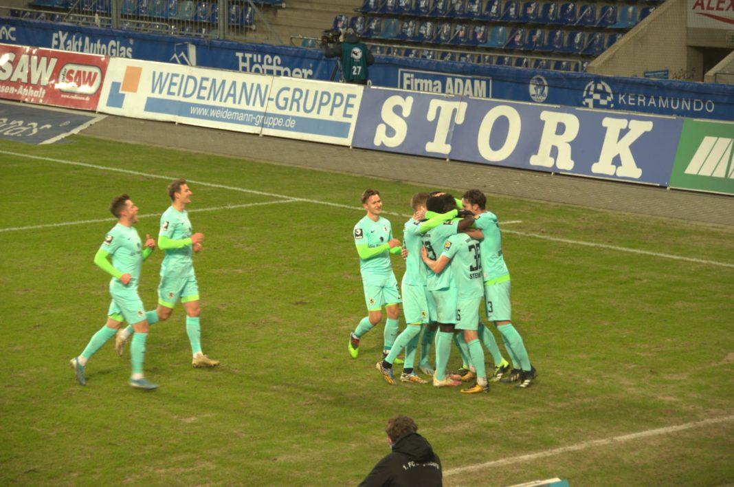 Magdeburg TSV 1860 0:3