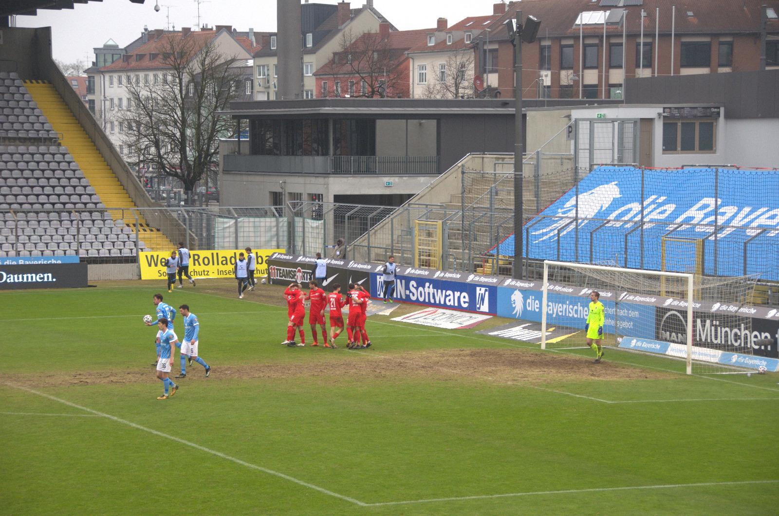 TSV 1860 Zwickau 0:1