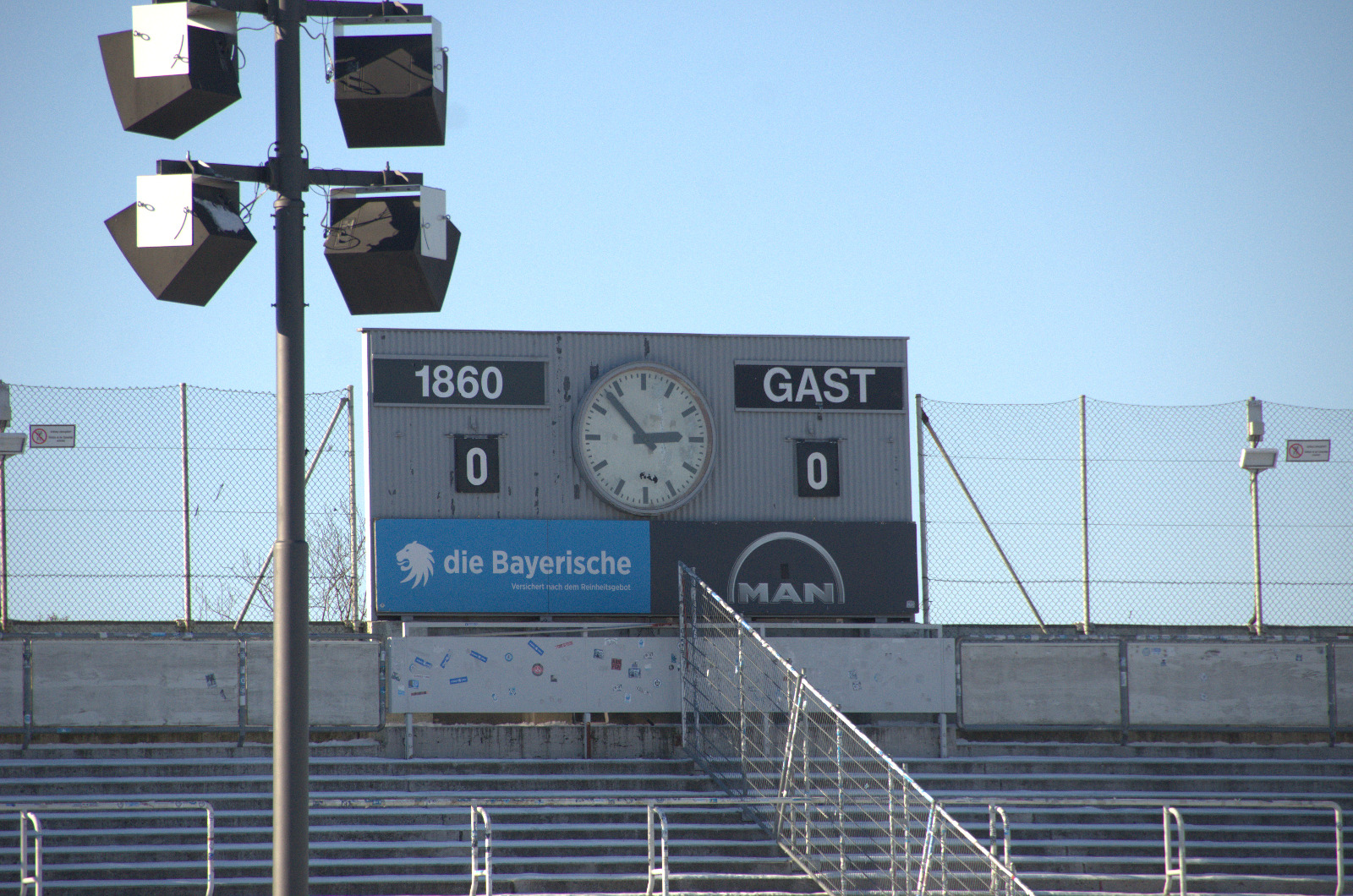 TSV 1860 Rostock 0:0