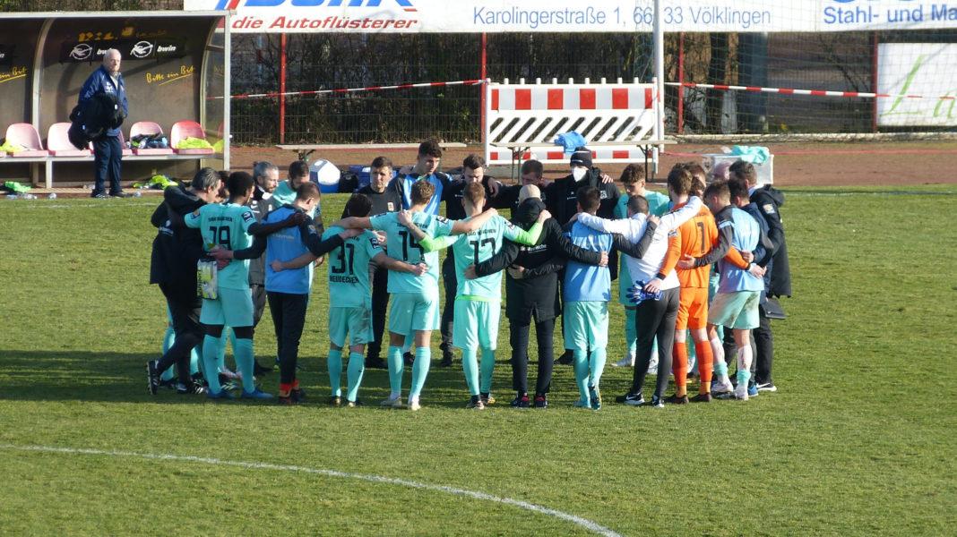 Saarbrücken TSV 1860 20.02.21 2:1