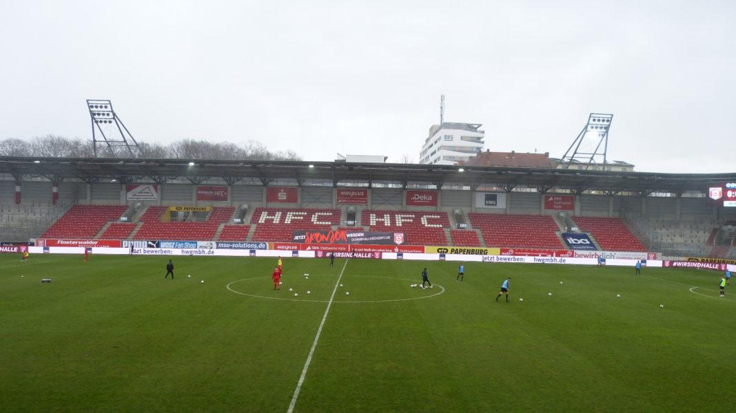 Erdgas Sportpark Halle