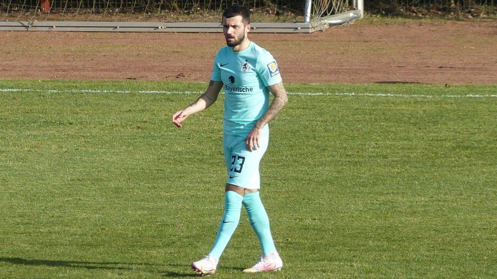 Keanu Staude, TSV 1860 München 3.Liga