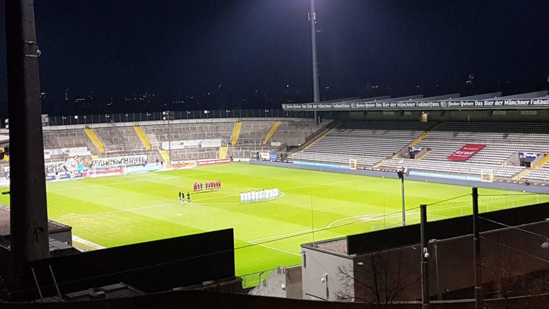 TSV 1860 Dynamo Dresden 22.03.2021