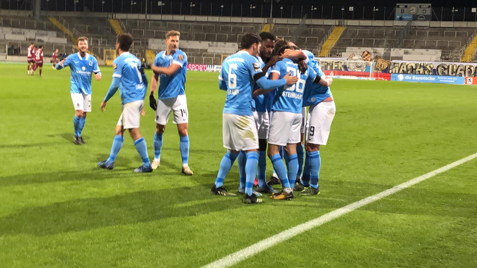 TSV 1860 Dynamo Dresden 1:0
