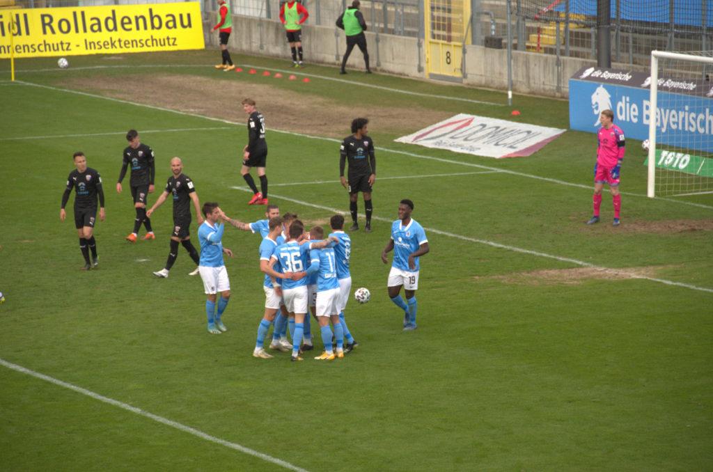 Torjubel TSV 1860