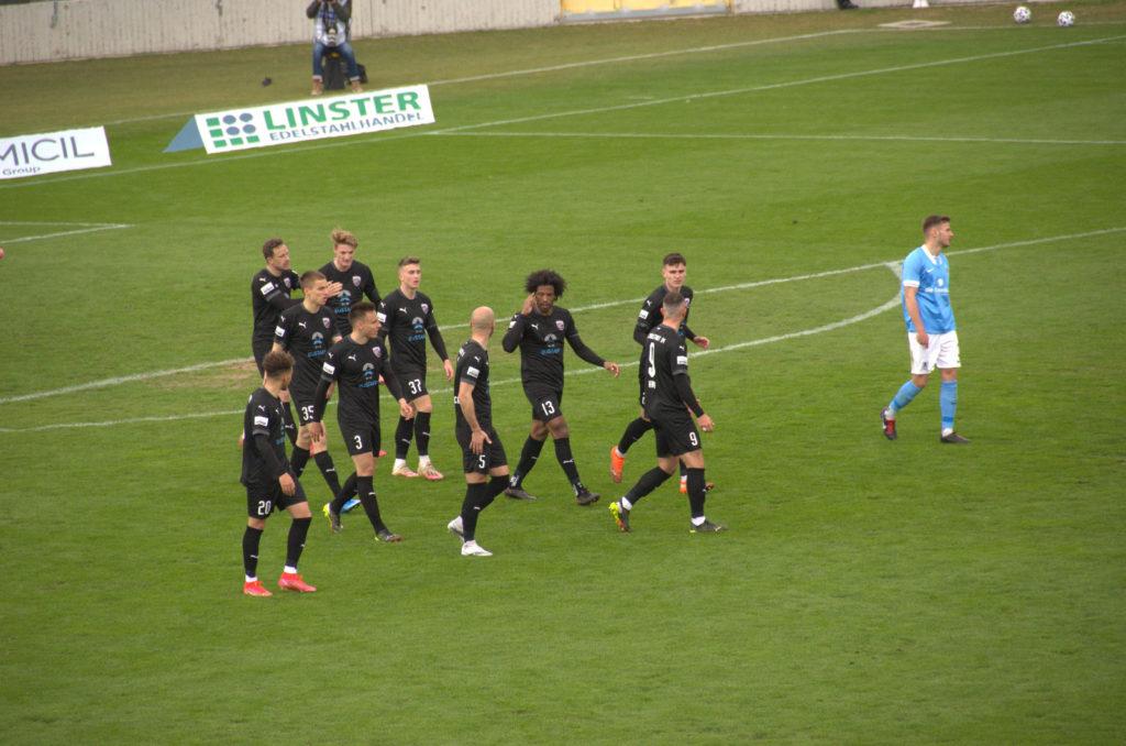 TSV 1860 Ingolstadt Totopokal Ausgleich 2:2