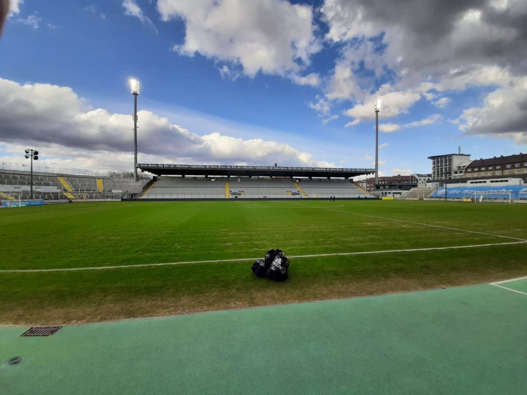 TSV 1860 Türkgücü live im Free TV Toto-Pokal