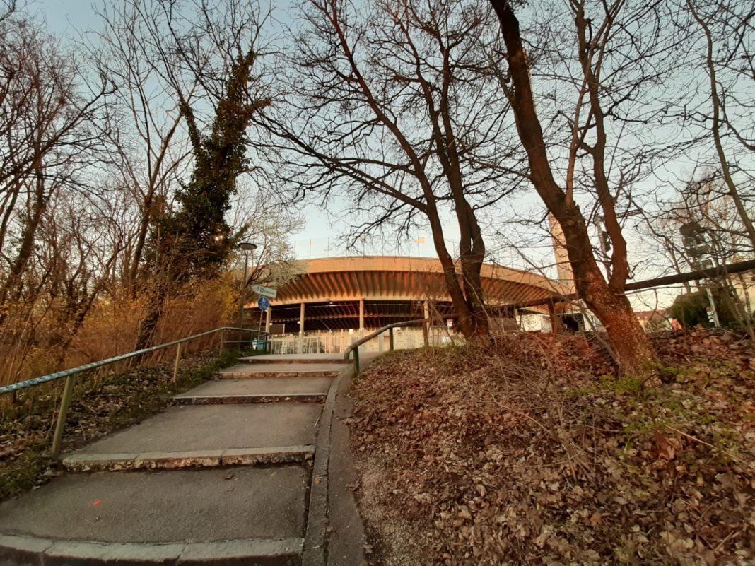 Grünwalder Stadion, Heimat des TSV 1860