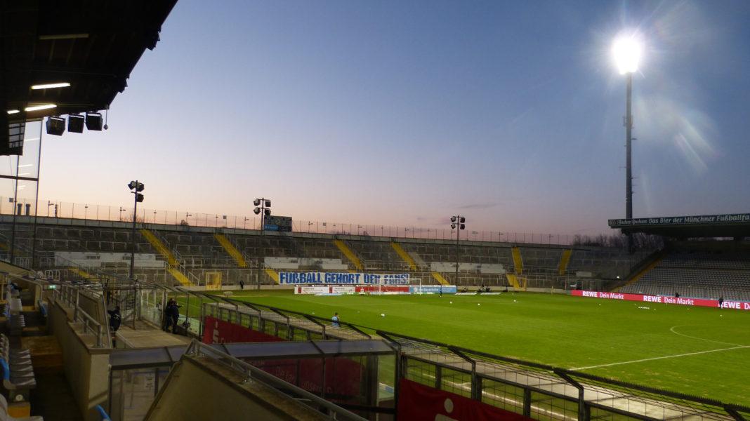 TSV 1860 Türkgücü Toto-Pokal Grünwalder Stadion 30.03.21