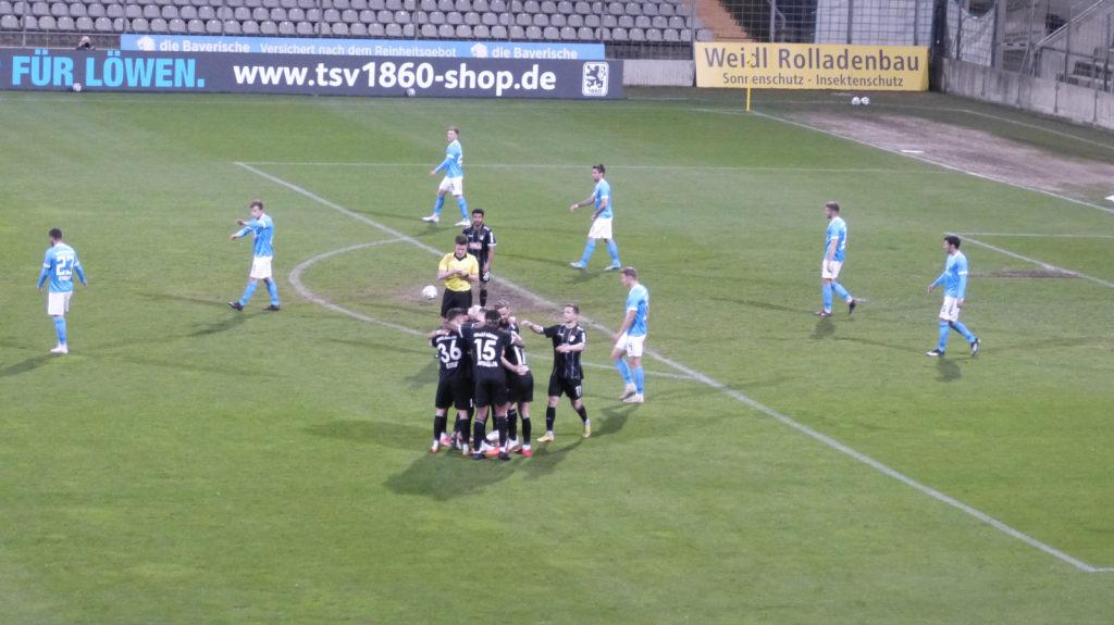TSV 1860 Türkgücü Toto-Pokal 0:1