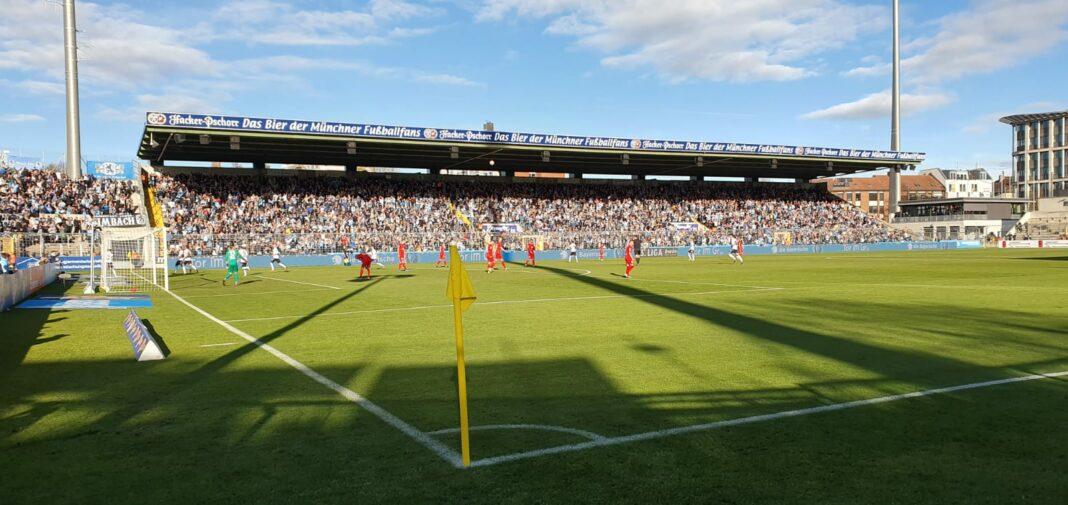 Grünwalder Stadion TSV 1860 München