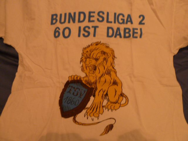 TSV 1860 2. Liga Shirt