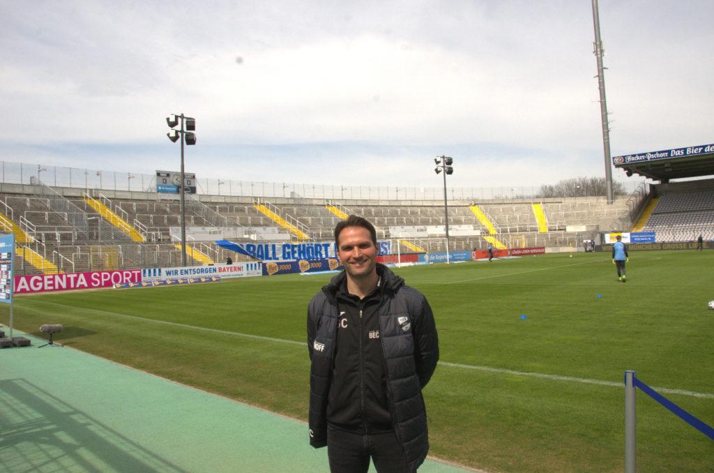 Guerino Capretti, Trainer des SC Verl