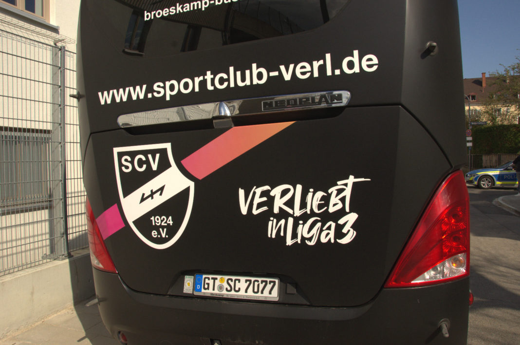 Bus SC Verl 3.Liga