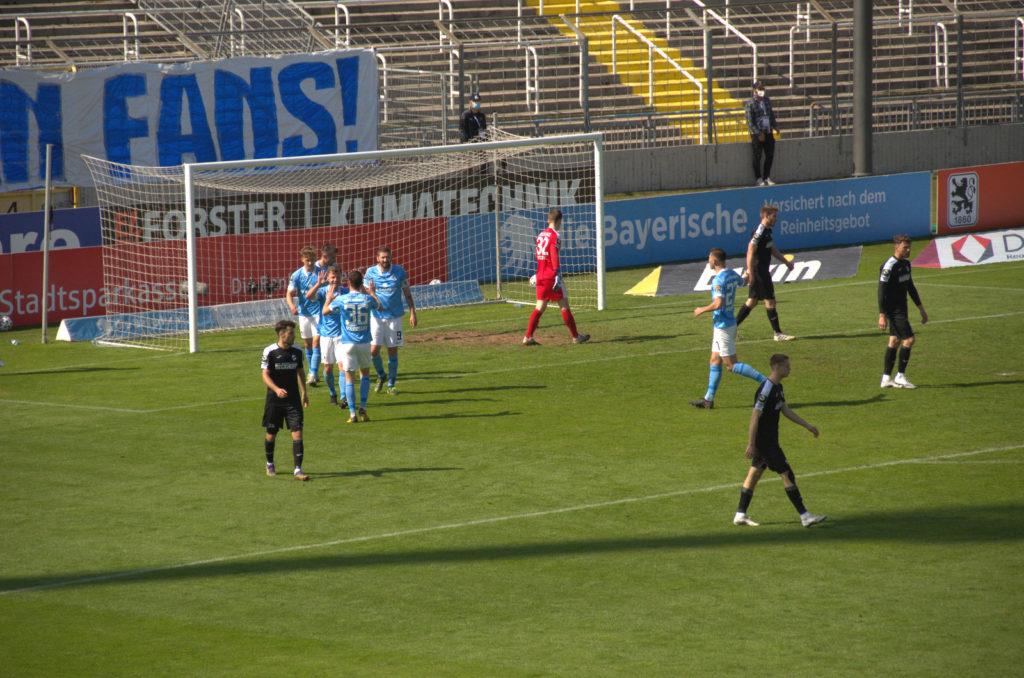 TSV 1860 Tor zum 3:2 10.04.2021