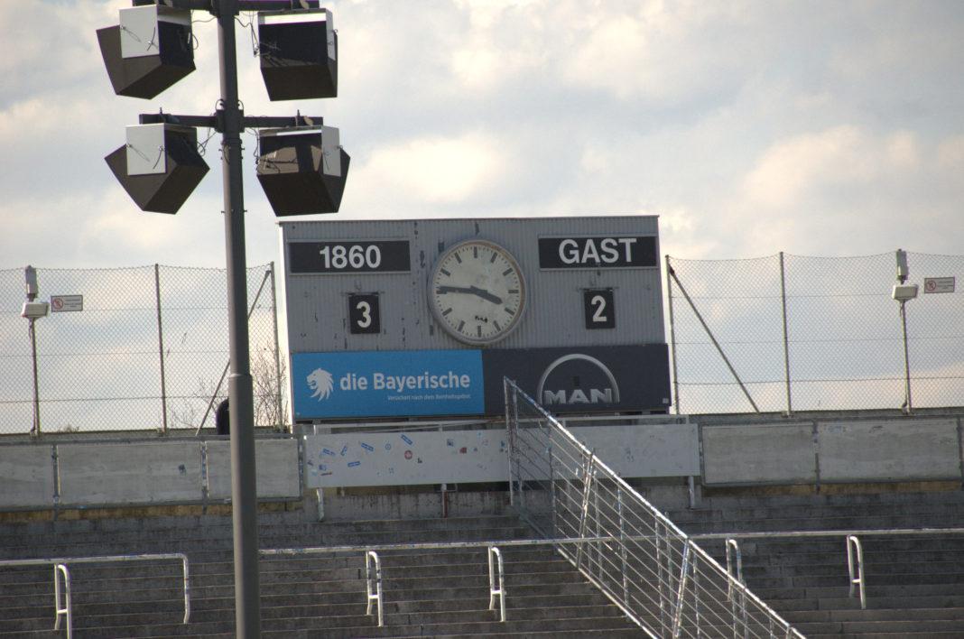 TSV 1860 SC Verl 3:2 10.04.2021