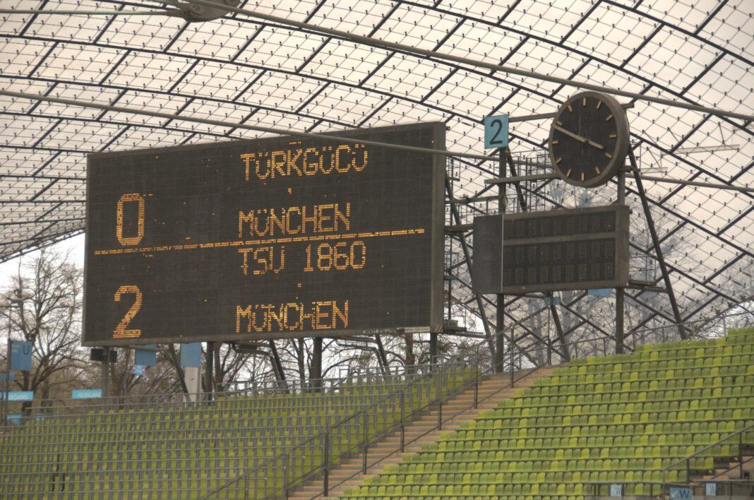 Die Löwen schlagen Türkgücü mit 0:2 am 32.Spieltag