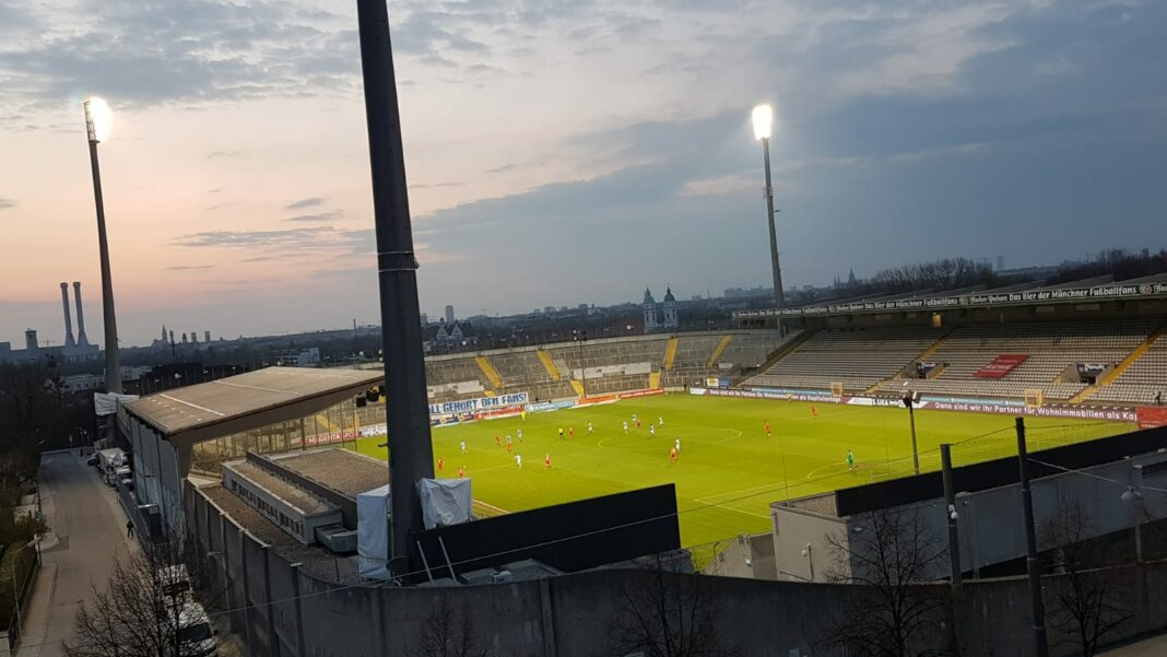 TSV 1860 Flutlicht