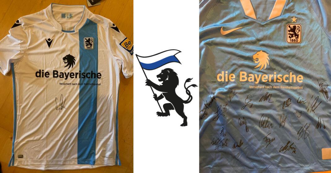 Trikots TSV 1860 München Auktion ebay