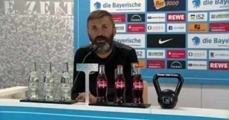 Michael Köllner LÖWENRUNDE vor TSV 1860 - Bayern II 14.05.2021