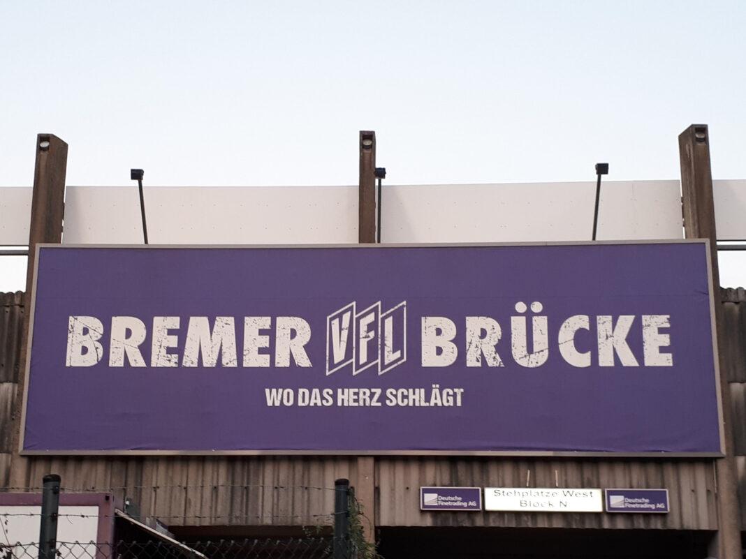 Stadion Osnabrück Bremer Brücke 3.Liga