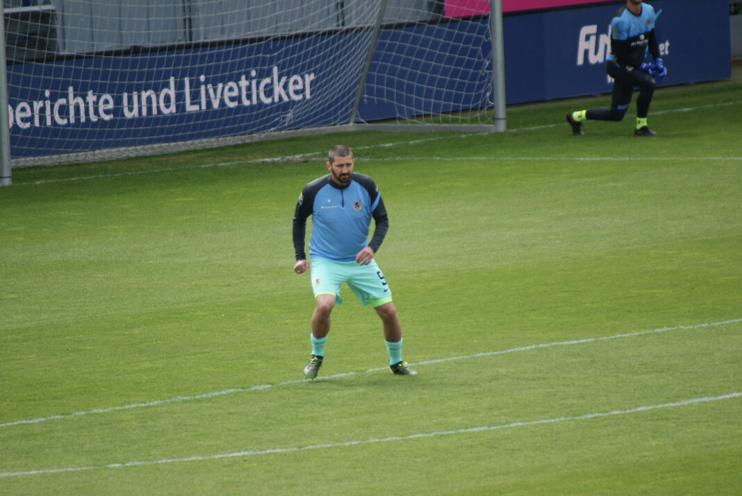 Sascha Mölders wird Torschützenkönig in der 3.Liga
