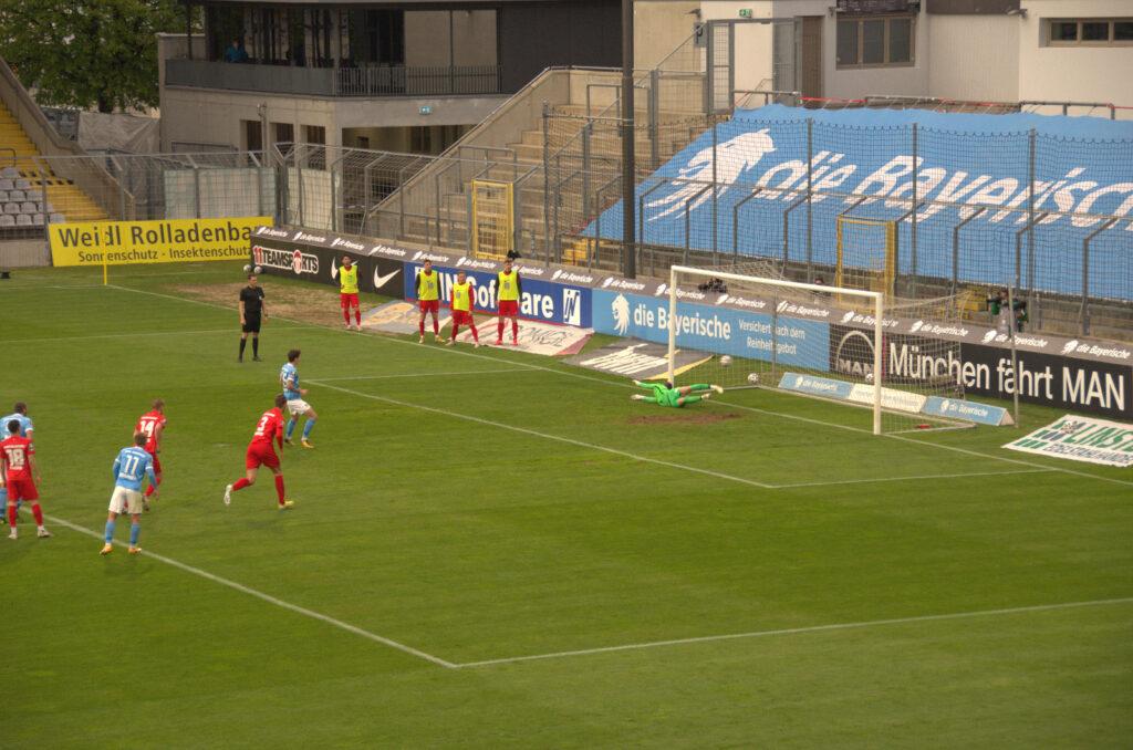 TSV 1860 2:0 Kaiserslautern 04.05.2021