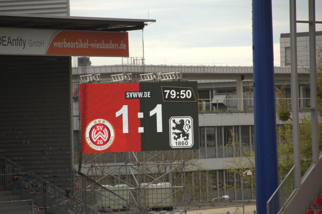 Wiesbaden TSV 1860 1:1 08.05.2021
