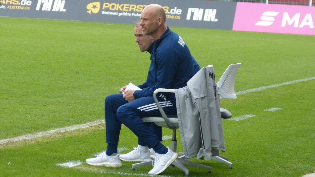 Arie van Lent verlässt die SpVgg Unterhaching zum Saisonende 20.05.2021