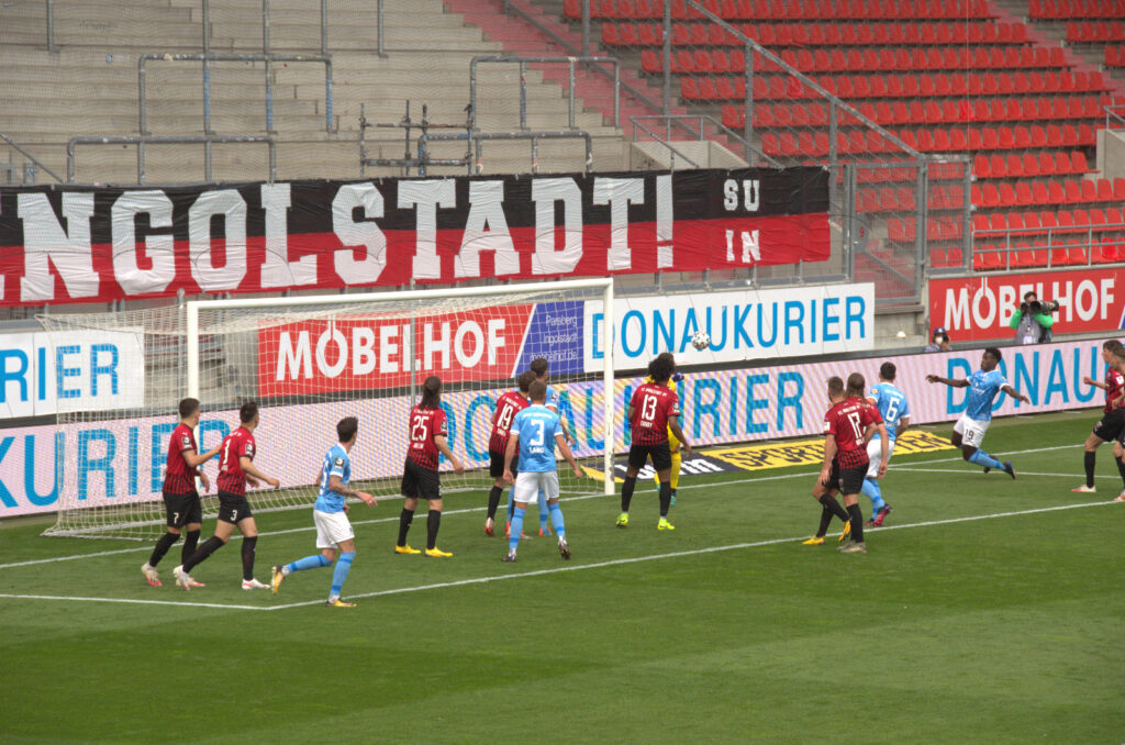 Ingolstadt TSV 1860 1:2