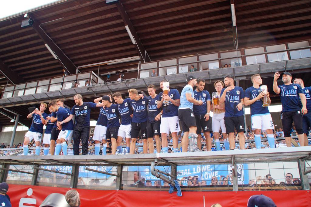 TSV 1860 München 2:2 Saarbrücken 27.05.2018