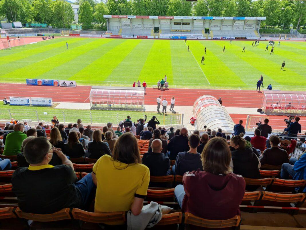 Schweinfurt spielt um Aufstieg in die 3.Liga