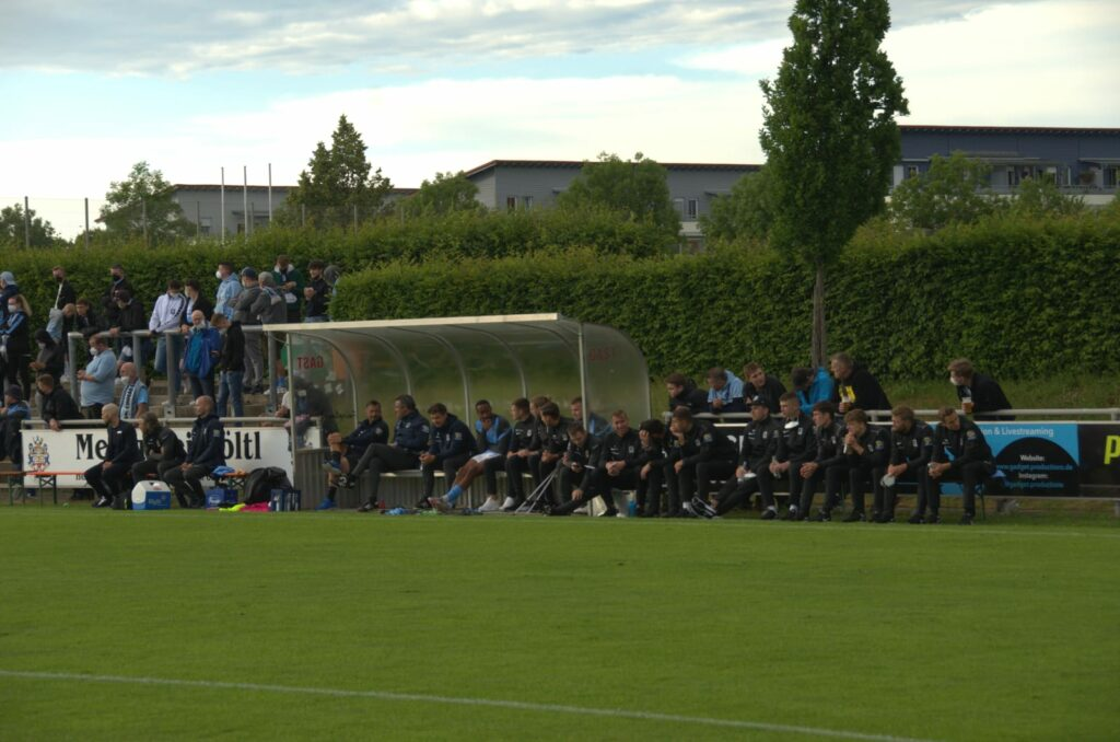 TSV 1860 München 30.06.2021 Ersatzspieler