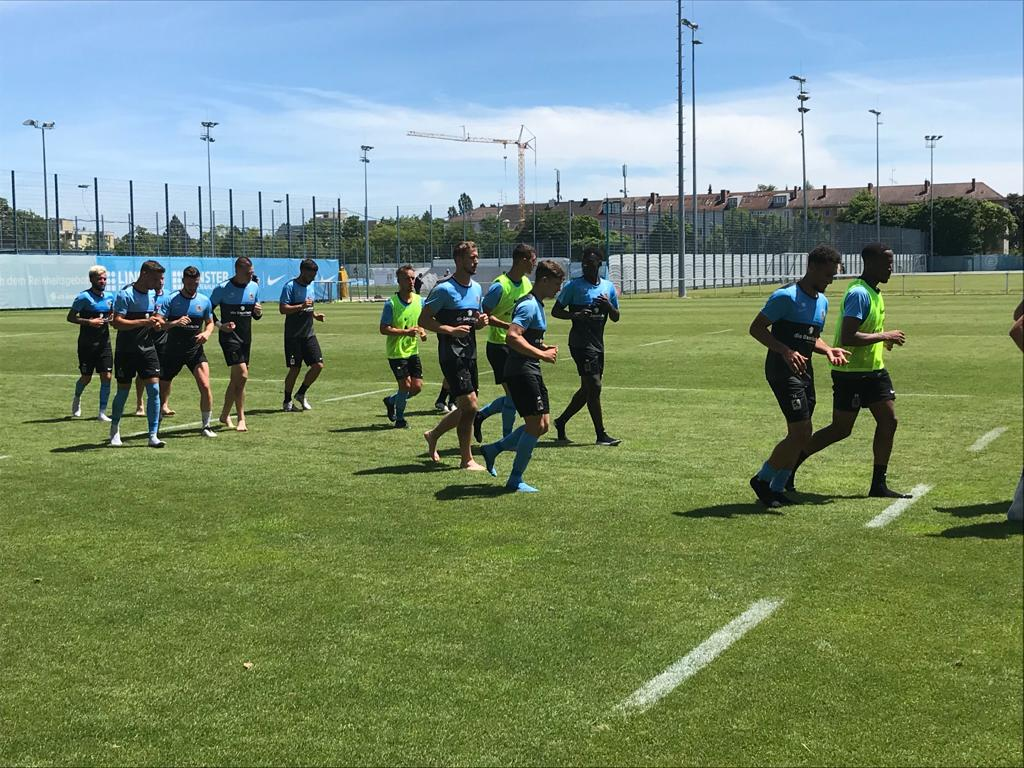 Training TSV 1860