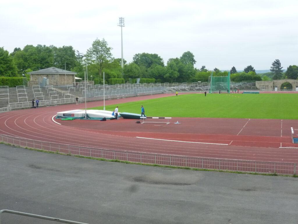 Stadion Rote Erde, Spielort von Dortmund II in der 3.Liga