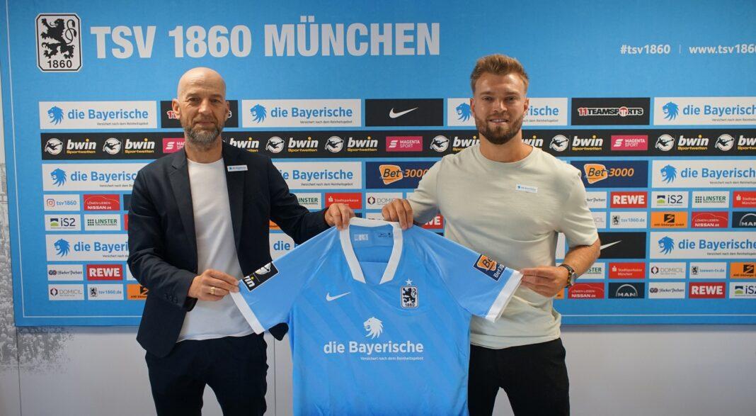 Yannick Deichmann wechselt zum TSV 1860 München