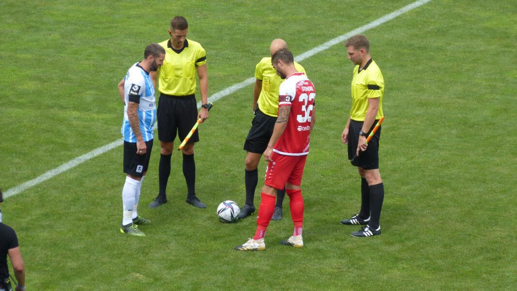 Platzwahl TSV 1860 - Würzburger Kickers