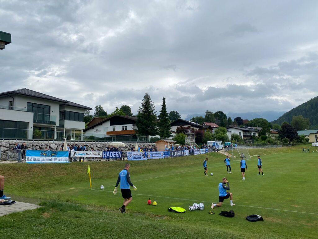 TSV 1860 Fans Trainingslager Windischgarsten 2021