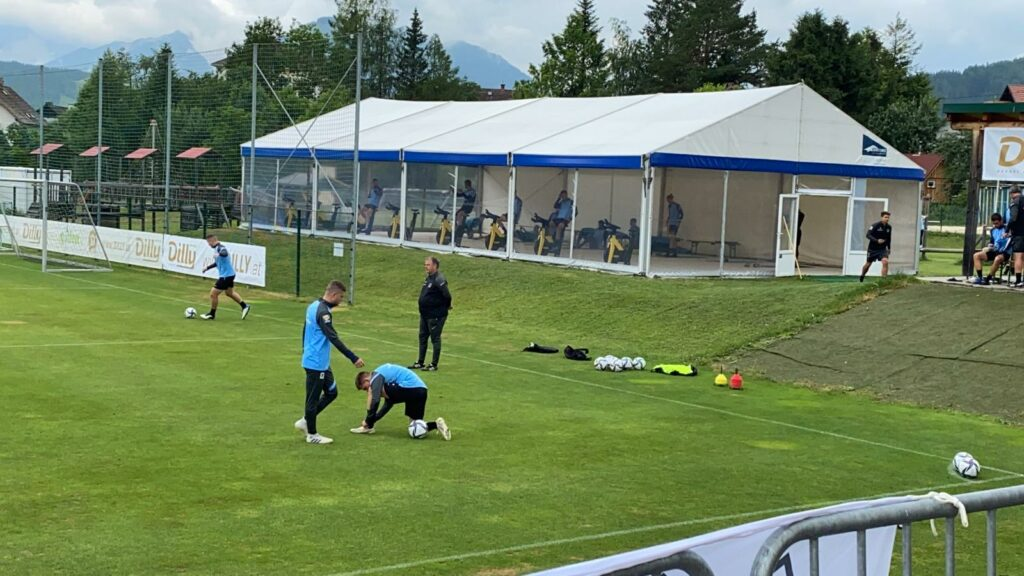 TSV 1860 München, Trainingslager Windischgarsten