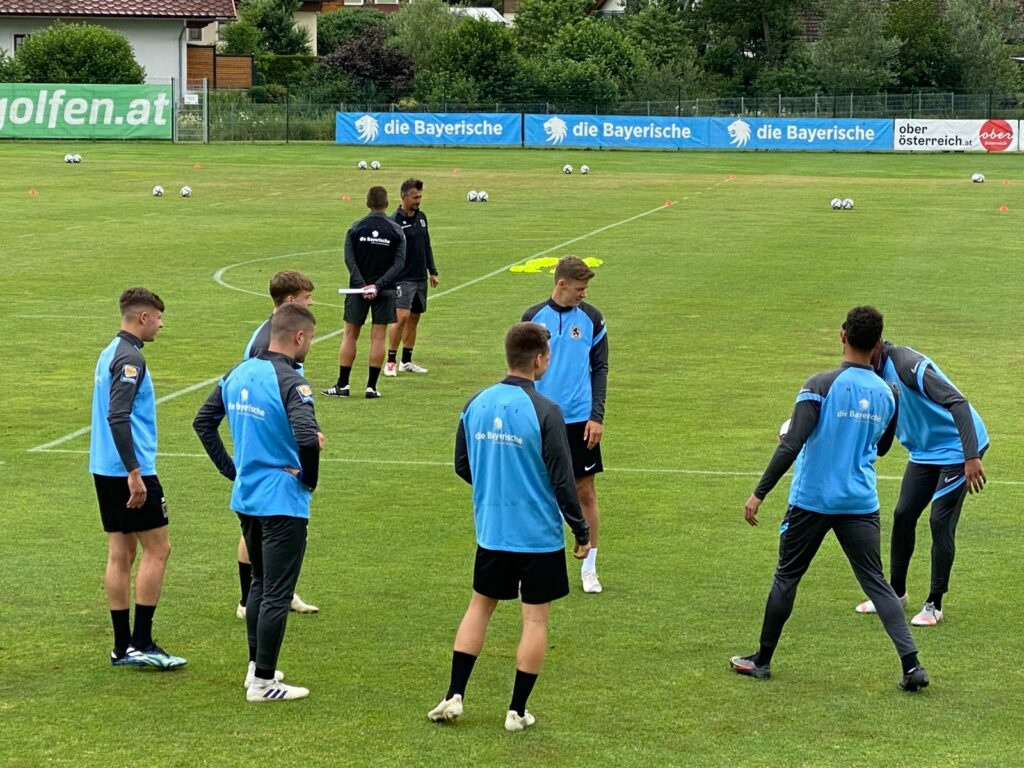 TSV 1860 Trainingslager 2021 Windischgarsten